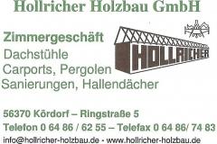 Hollricher Holzbau